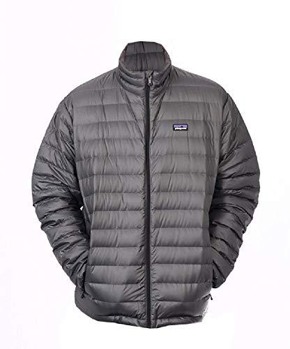 Patagonia Men's Forge Gray Sweater Jacket XS