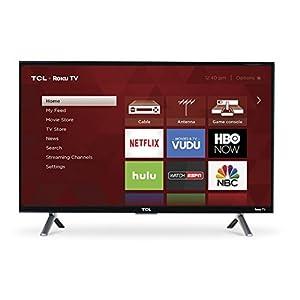 """TCL 49"""" 1080p Smart LED TV 2017 (49S305) 4"""