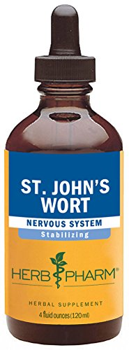 Herb Pharm St. John's Wort Extract for Positive Mood and Emotional Balance - 4 Ounce