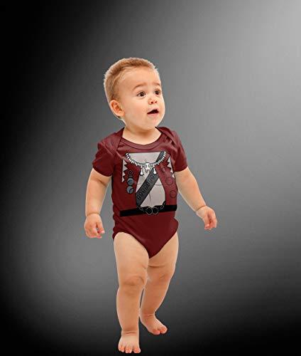 Baby Villain BeBop Costume Bodysuit -