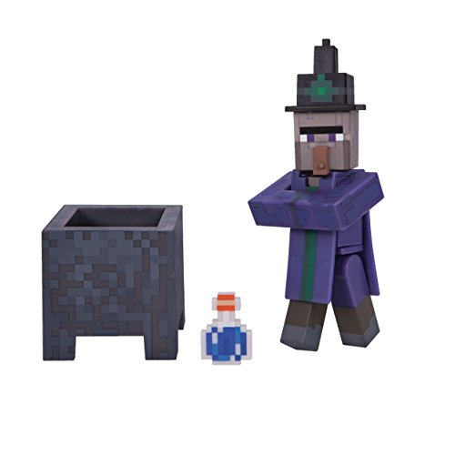 Minecraft 3 Witch Action Figure product image