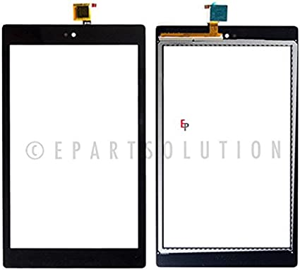 For Amazon Fire HD 8 7th Gen SX034QT Touch Screen Digitizer Glass Panel Tools US