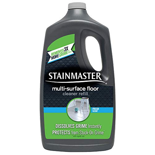 STAINMASTER Multi Surface Floor Cleaner Jug, 64oz, Spray Mop Refill