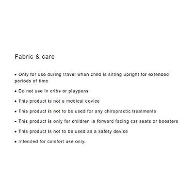 Skip Hop Zoo Little Kid and Toddler Travel Neck Rest, Soft Plush Velour, Multi Otis Owl: Baby