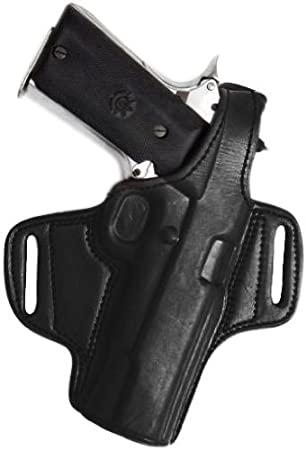Amazon com : Tagua BH1M-200 Mini Thumb Break Belt Holster, 1911-5