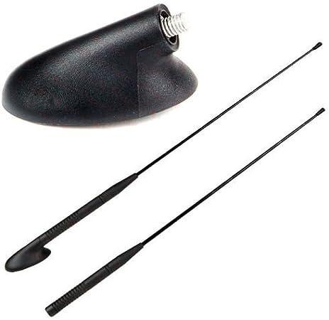 Antena, pie de antena de radio adaptador