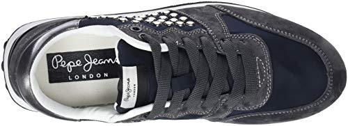 Studs 999 Sneakers Nero Jeans basse Donna Bimba Pepe nero qzxa6xvB