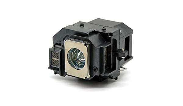 Aimple - Lámpara de proyector V13H010L58 Reemplazo para Epson ...