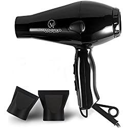 ionic hairdryer Professional Hair Dryer 1875W Blow Dryer Fast Drying for healthy and shiny,non frizzy hair
