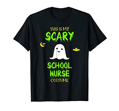 Scary School Nurse Costume Halloween -