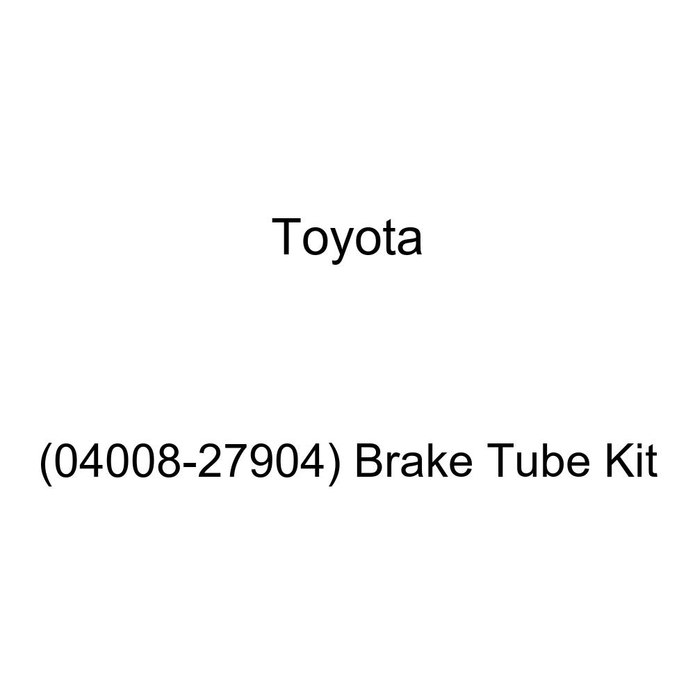 Genuine Toyota 04008-27904 Brake Tube Kit
