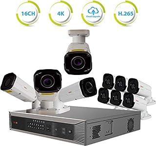 REVO America Ultra Plus 16 Channel NVR Surveillance System with 10 Security Cameras (White) (B00294U5OQ)   Amazon price tracker / tracking, Amazon price history charts, Amazon price watches, Amazon price drop alerts