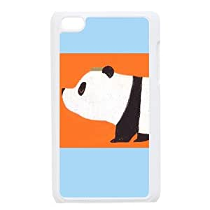 YAYADE Phone Case Of pandas illustration Cute Cartoon Chinese style Fashion Style Colorful Painted For Ipod Touch 4