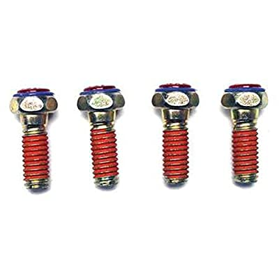 Globetech Manufacturing GT7600 Patented Hubcap TempBolt 4-Pack Set from Globetech