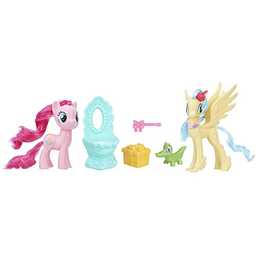 My Little Pony: The Movie Pinkie Pie & Princess Skystar Party Friends Set -