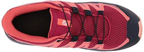 Running Rojo Xa Pro Niños Para Salomon peach Calzado cerise J dubarry Amber Trail 3d De Wvwdffqz0F