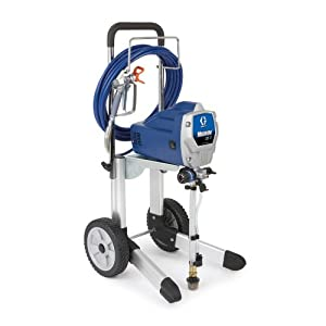 Graco Magnum Lts 17 Airless Paint Sprayer 257065 Power