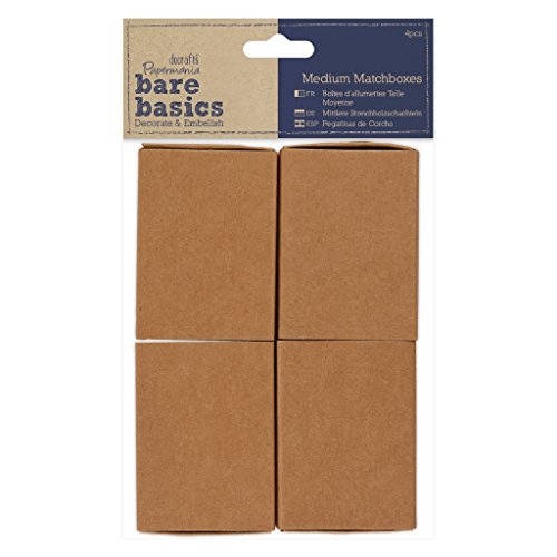 Review docrafts PMA174652 Papermania Bare