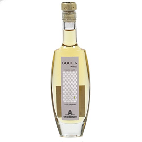 Venturini Baldini Goccia Bianca White Wine Balsamic Condiment, 100ml Bottle