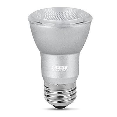 Feit Electric 45-Watt Equivalent PAR16 Dimmable LED ENERGY STAR 90+ CRI Flood Light Bulb, Daylight