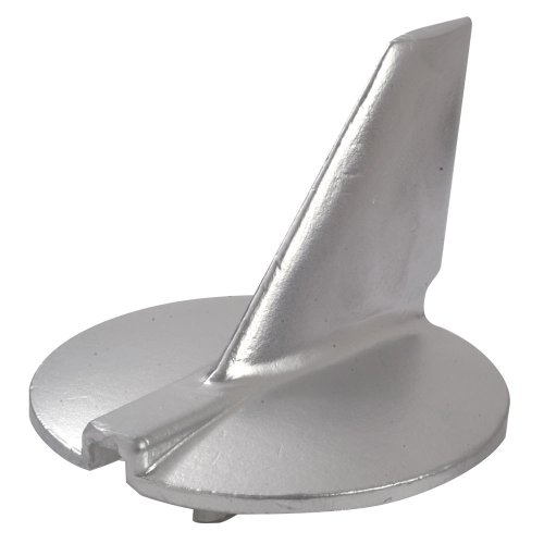 Tecnoseal Trim Tab Anode - Aluminum - Yamaha 200-250 (51764)