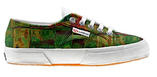 Superga Chaussures Coutume (ARTISAN SHOE)Design Texture