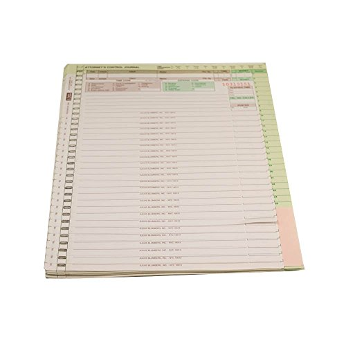 Blumberg's Bill by Time & Expense Slips with Journal Sheets for Attorneys and Professionals, 250 per Package