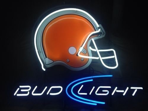 Desung Brand New 24''x20'' Sports Teams CB Bud-Helmet Neon Sign (Various sizes) Beer Bar Pub Man Cave Business Glass Neon Lamp Light DB125