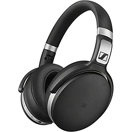 328bcd6d80e Amazon.com: Sennheiser HD 4.50 Bluetooth Wireless Headphones with Active  Noise Cancellation, Black and Silver(HD 4.50 BTNC): Electronics