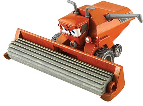Disney Pixar Cars Die-cast Oversized Frank Vehicle