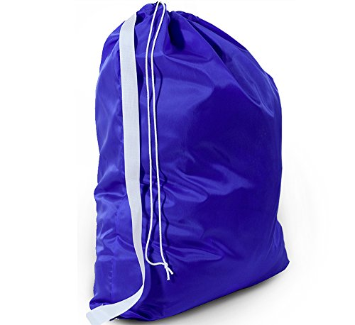 Yaelodesign Laundry Bag With 2 Inch Shoulder Strap Heavy Duty 420d