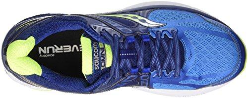Saucony Omni 15 - Entrenamiento y correr Hombre Multicolore (Twilight/Blue/Citron)
