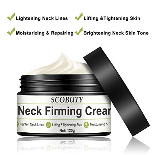 41K%2BYq4em5L - Neck Firming Cream,Neck Tightening Cream,Neck Cream,Neck Moisturizer Cream,Anti Wrinkle Anti Aging Neck Lifting Cream for Neck Décolleté Double Chin Turkey Neck Saggings Crepe