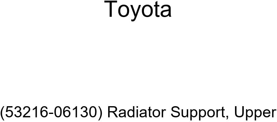 Genuine Toyota 53216-06130 Upper Radiator Support