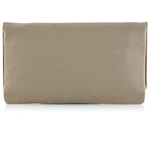 Party Bag Nude Purse UK Envelope Prom Handbag Ladies Womens Shoulder Faux Clutch Evening Suede Pwa5WFq0