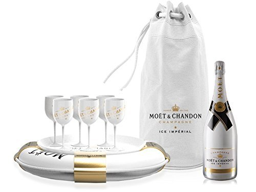 Moët & Chandon Ice Impérial Floating Bar Geschenk-Set Schwimmende Bar Limited Edition