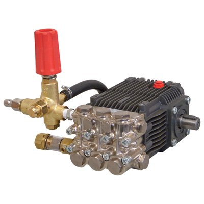 AR Pumps Pressure Washer Pump - 4000 PSI, 4.0 GPM, Belt Drive, Model# RK 1528HN by AR Pumps