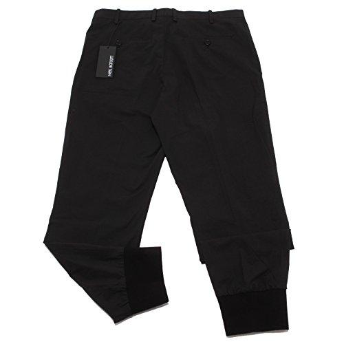 Nero Men Pantaloni Uomo Black 4306w Trouser Cotton Barrett Neil ZfcA46f