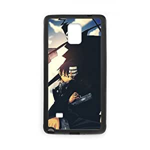 Samsung Galaxy Note 4 Cell Phone Case Black SOUL EATER 021 YWU9284778KSL