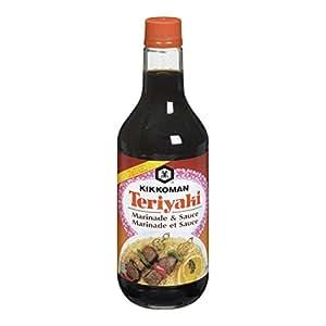 Kikkoman, Teriyaki Marinade & Sauce, 20 oz
