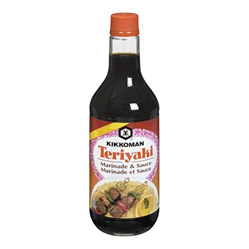 Kikkoman, Teriyaki Marinade & Sauce, 20 oz -