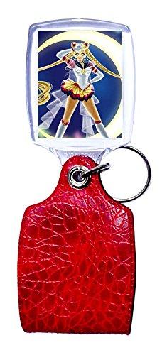 Llavero Rojo Sailor Moon 2: Amazon.es: Hogar