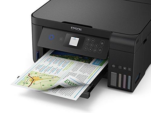 Epson EcoTank ET-2750 Stampante Inkjet 3-in-1, Stampa Fronte/Retro, Copia e Scansione, Connettività Wi-Fi e App, LCD da… 2 spesavip