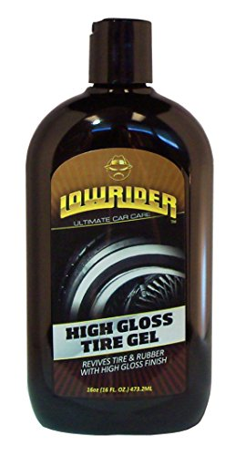 Lowrider LD532-16 High Gloss Tire Gel - 16 oz.