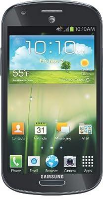 Samsung Galaxy Express, Gray 8GB (AT&T)