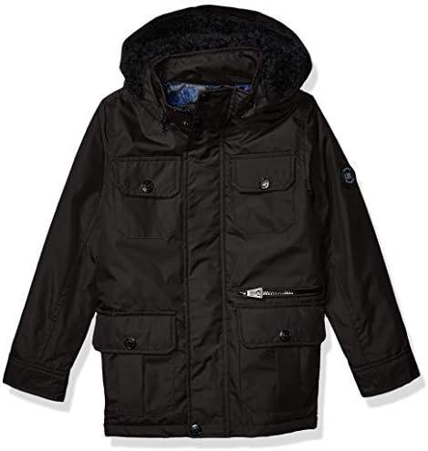 Urban Republic Little Boys Cloud Ballistic Jacket Black 5/6