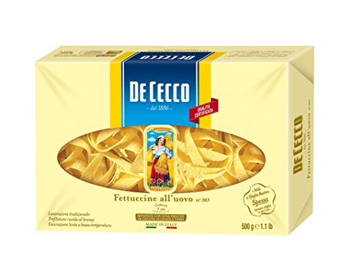 De Cecco Fettuccine all'uovo Nr 303