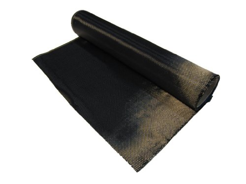 Dry Carbon Fiber (Graphite) - Plain Weave