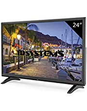 TD Systems - Televisor LED 24 Pulgadas HD