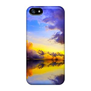 Rising Clouds New Arrival cell phone carrying shells Hot Style Abstact Iphone5 iphone 5s iphone 5
